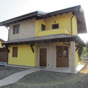 Porticati e tettoie in legno Reggio Emilia